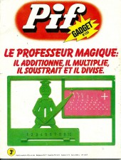 Pif (Gadget) -259- Trompe l'œil