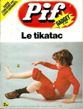 Pif (Gadget) -260- Le pic épique