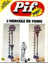 Pif (Gadget) -261- L'Hercule de foire