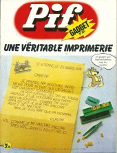 Pif (Gadget) -265- Chapeau!