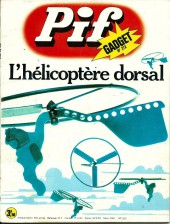 Pif (Gadget) -272- Hélicoptère