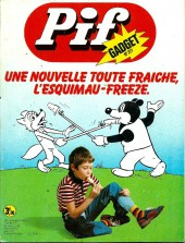 Pif (Gadget) -277- Les aventures de Pif