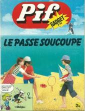Pif (Gadget) -280- Les aventures de Pif