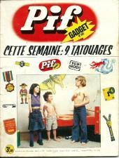 Pif (Gadget) -281- Comme chien et chat!