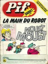 Pif (Gadget) -295- Les aventures de Pif