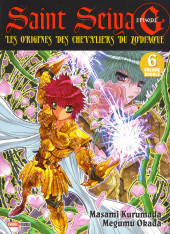 Saint Seiya Episode G (Album Double) -6- Volume 6