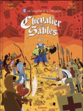 Chevalier des sables -2- Les trompettes de la destruction