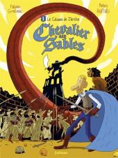 Chevalier des sables -1- Le colosse de Jéricho