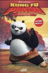 Kung Fu Panda (Soleil) -1- Fu-Fu fighting !