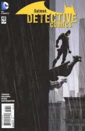 Detective Comics (2011) -48- The Bronze Age: Blood of Heroes