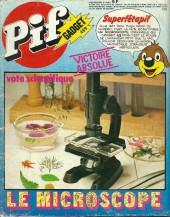 Pif (Gadget) -499- La tête et les muscles