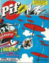 Pif (Gadget) -541- La guerre des maillots