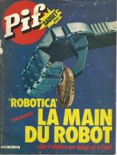 Pif (Gadget) -656- La main à la pâte
