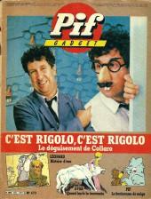 Pif (Gadget) -673- Histoire complètement gelée