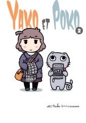 Yako et Poko -2- Tome 2