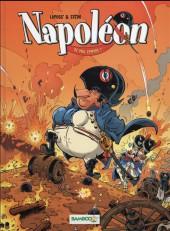 Napoléon (Lapuss'/Stédo) -1- De mal empire !
