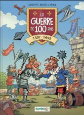 La guerre de 100 ans - 1337-1453
