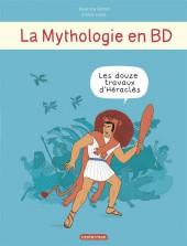 La mythologie en BD -5- Les 12 travaux d'Héraclès
