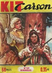 Kit Carson -119- Kit Carson et le prince Comanche