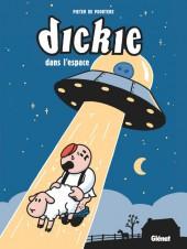 Dickie -7- Dickie dans l'espace