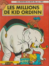 Chick Bill -1917- Les Millions de Kid Ordinn