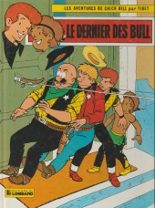 Chick Bill -713b88- Le Dernier des Bull