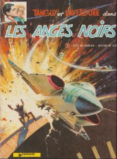 Tanguy et Laverdure -9a73- Les anges noirs