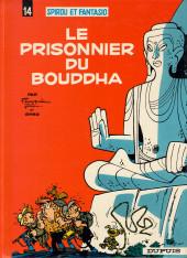 Spirou et Fantasio -14e84- Le prisonnier du Bouddha