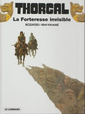 Thorgal -19a06- La Forteresse invisible