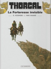 Thorgal -19b10- La Forteresse invisible