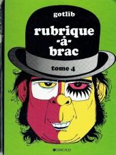 Rubrique-à-Brac -4b1987- Tome 4