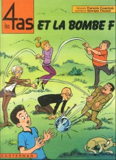 Les 4 as -13a1977- Les 4 as et la bombe f