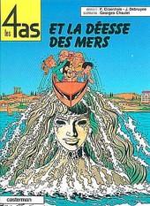Les 4 as -25a1998- Les 4 as et la déesse des mers