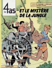 Les 4 as -29a98- Les 4 as et le mystère de la jungle