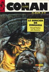 Conan (Super) (Mon journal) -Rec05- Album N°5 (du n°13 au n°15)