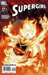 Supergirl (2005) -23A- Tesseract