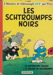 Les schtroumpfs -1c85- Les Schtroumpfs noirs