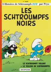 Les schtroumpfs -1d06- Les Schtroumpfs noirs