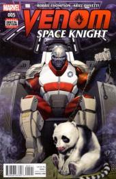 Venom: Space Knight (2016) -5- Issue 5