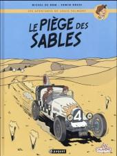 Louis Valmont (Les aventures de) -1- Le Piège des sables