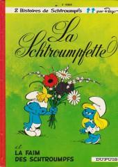 Les schtroumpfs -3b83a- La Schtroumpfette