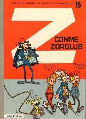 Spirou et Fantasio -15d80- Z comme Zorglub