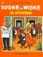 Suske en Wiske -77- De Apekermis