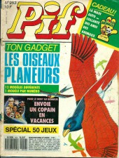 Pif (Gadget) -953- La pêche au gros