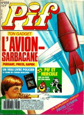 Pif (Gadget) -958- Sur la piste du Cha-Bada