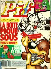 Pif (Gadget) -1001- Doublé de choc