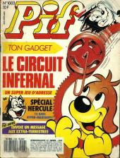 Pif (Gadget) -1003- Deux ânes et un cousin