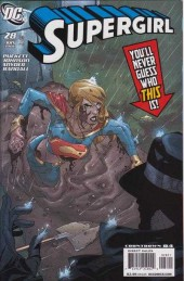 Supergirl (2005) -28- Way of the World: Part One