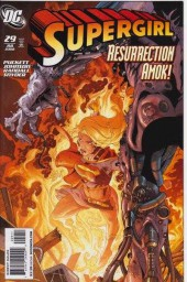Supergirl (2005) -29- Way of the World: Part Two