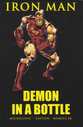 Iron Man Vol.1 (Marvel comics - 1968) -INTa- Demon in a bottle